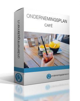 ondernemingsplan cafe