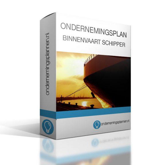 ondernemingsplan binnenvaart schipper