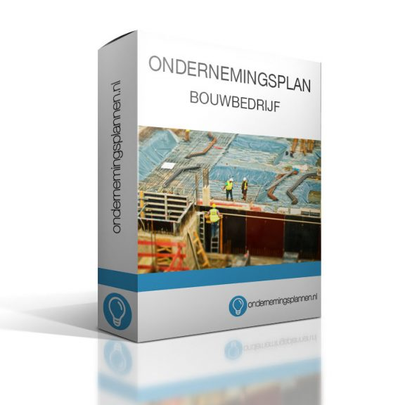 ondernemingsplan bouwbedrijf