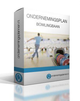 ondernemingsplan bowlingbaan