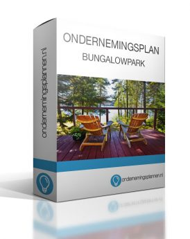 ondernemingsplan bungalowpark