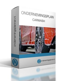 ondernemingsplan carwash