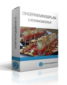 ondernemingsplan cateringbedrijf