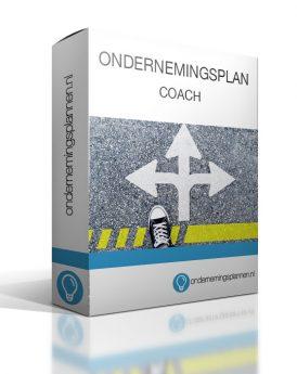 ondernemingsplan coach