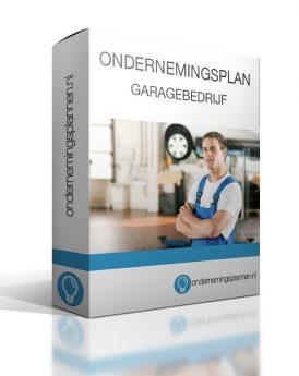 Ondernemingsplan Garagebedrijf