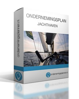 ondernemingsplan jachthaven