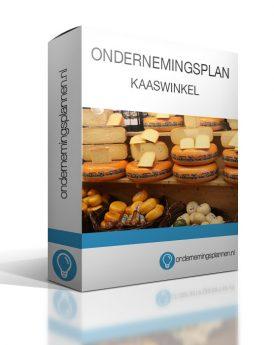 ondernemingsplan kaaswinkel