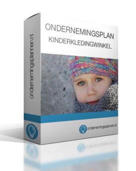 ondernemingsplan kinderkledingwinkel