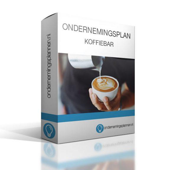 ondernemingsplan koffiebar