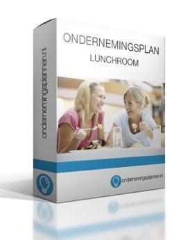 ondernemingsplan lunchroom