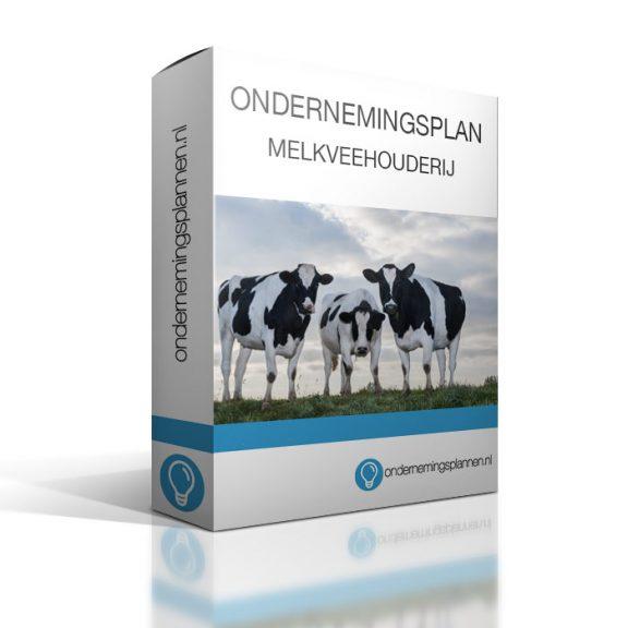 Ondernemingsplan Melkveehouderij