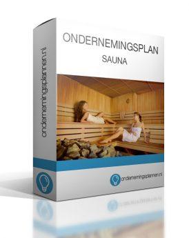 ondernemingsplan sauna