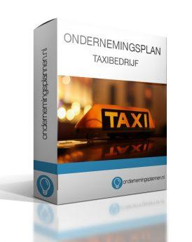 ondernemingsplan taxi Ondernemingsplan voorbeeld in de branche Mobiliteit ondernemingsplan taxi