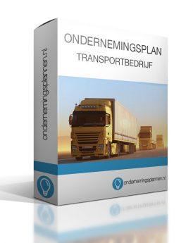 ondernemingsplan transportbedrijf