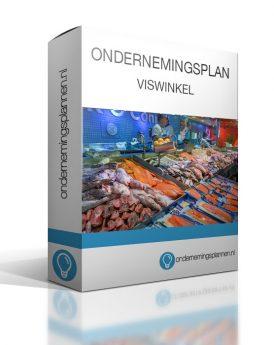 ondernemingsplan viswinkel