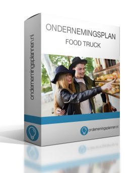 ondernemingsplan food truck