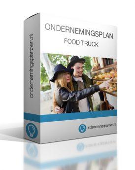 ondernemingsplan food truck