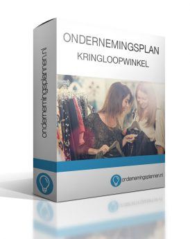 Ondernemingsplan Kringloopwinkel