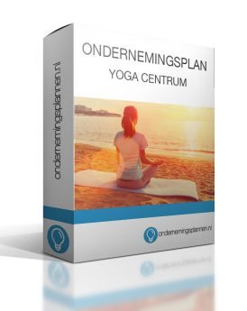 Ondernemingsplan Yoga Centrum