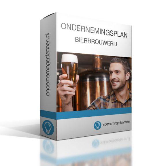 ondernemingsplan bierbrouwerij