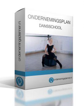ondernemingsplan dansschool