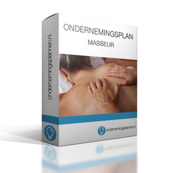 ondernemingsplan masseur