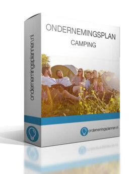 ondernemingsplan camping